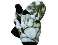 Scent Blocker/whitewater Sherpa Glo-mitt Glove Mitten Realtree Ap Snow 2xl/xxl