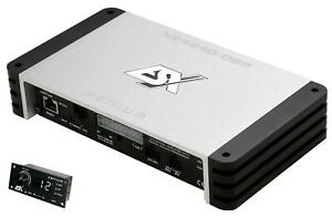 ESX XENIUM XE4240-DSP 4-Kanal Endstufe 440 Watt (RMS: 240 Watt)
