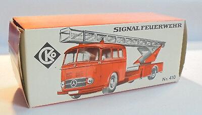 Blechspielzeug Begeistert Repro Box Cko Kellermann Nr.410 Signalfeuerwehr Komplette Artikelauswahl Autos & Lkw