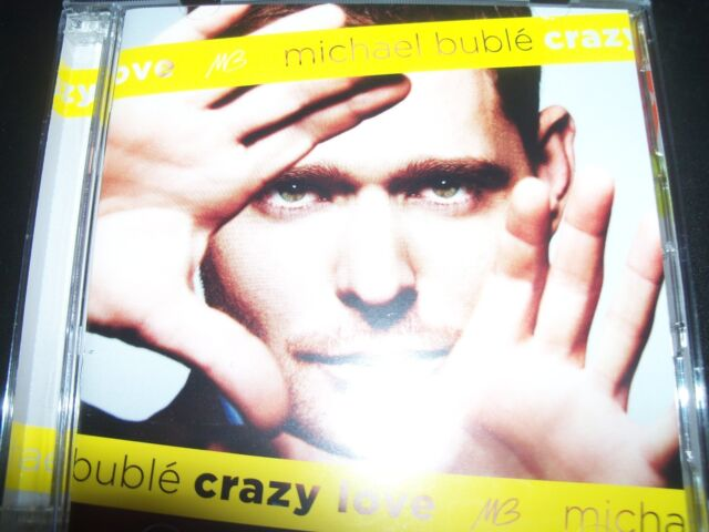 Michael Buble Crazy Love CD DVD Edition - Like New