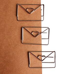 1pc-30mm-46mm-metal-silver-color-heart-shape-paper-clip-cute-bookmark-tag-clipZP