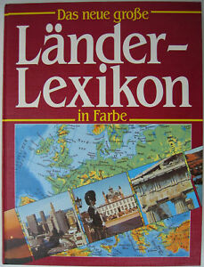 Buch-Das-neue-grosse-Laender-Lexikon-in-Farbe-neuwertig