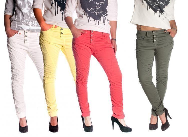 alennuskauppa aina suosittu järkevästi hinnoiteltu PLEASE Jeans Women's Denim Pants Made in Italy P78ACV94U1 Grey Size XXS W26