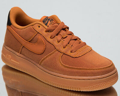 Nike Air Force 1 LV8 Style GS Kid's Lifestyle Shoes Monarch Sneakers AR0735 800 | eBay