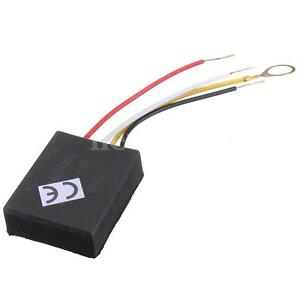 Repairing 3way Touch Dimmer Sensor Switch Control For Lamp