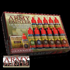 The-Army-Painter-BNIB-Quickshade-Washes-Paint-Set-APWP8023