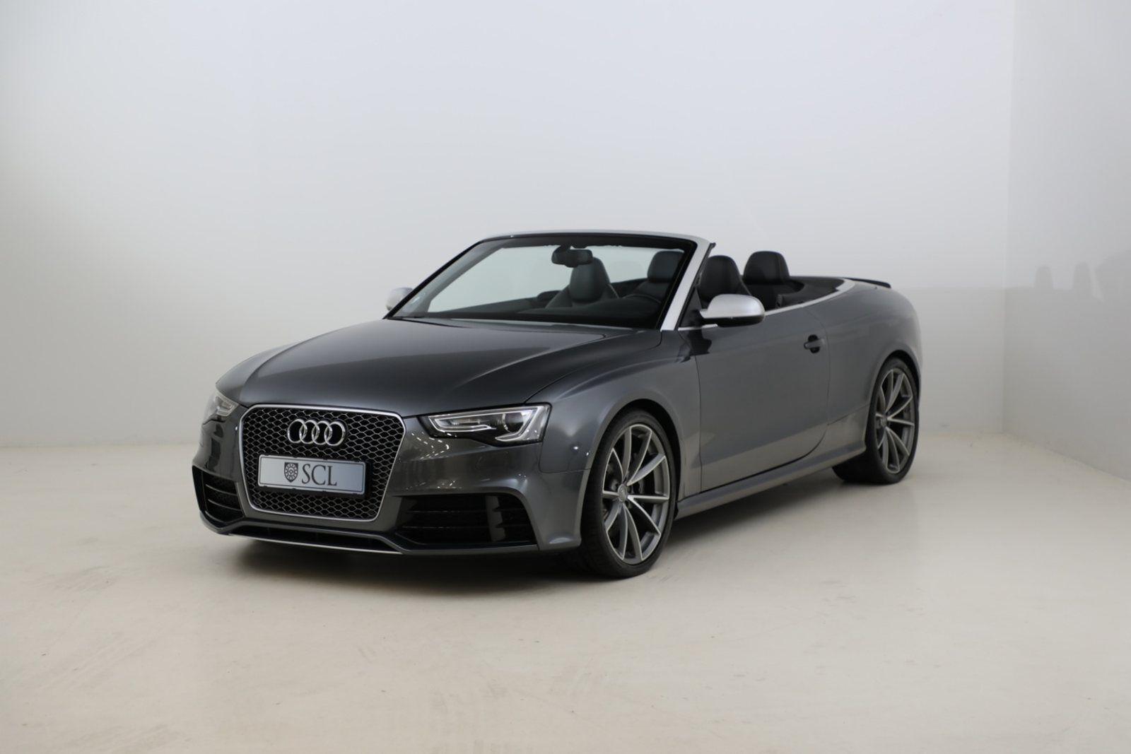 Audi RS5 4,2 FSi Cabriolet quattro S-tr. 2d - 334.900 kr.