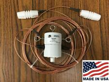 Ready to Hang 20 Meter Half Wave Dipole Antenna -  20HWD