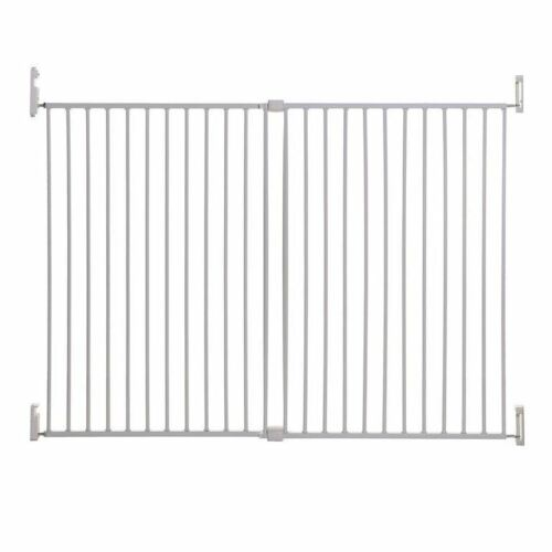 Dreambaby Extra Tall Broadway Gro-Gate 76-136cm Extra Wide Pet Dog Gate