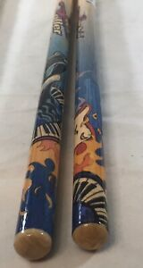 Disney-Parks-MGM-Studios-Drumsticks-Rockin-Roller-Coaster-Rare-New-Retired