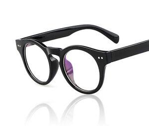 f9d56269c52 Image is loading Men-Women-Vintage-Eyeglass-Frame-Glasses-Retro-Spectacles-