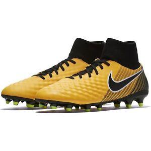 0bee13bd31f7 Nike Magista Onda II FG 2017 Dynamic Fit DF Soccer Shoes Orange ...