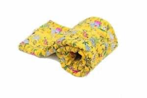 Indien-baby-quilt-kantha-handmade-Paredise-printed-bedcover-bedding-bedspread