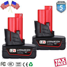 Milwaukee Redlithium XC6.0 Li-Ion Battery Pack (48-11-2460)