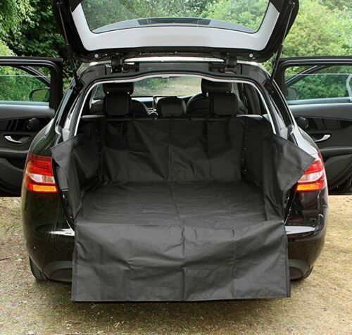 Heavy Duty Water Resistant Car Boot Liner Bumper Protector for Vauxhall Zafira