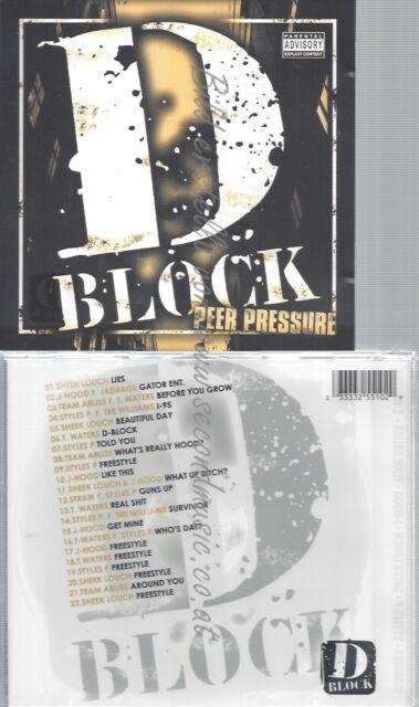 CD--D-BLOCK-2005--- PEER PRESSURE