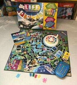 The-Game-Of-Life-Electronic-Banking-Game-Replacement-Parts-Pieces-Your-Choice