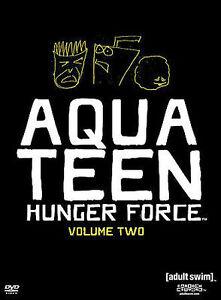 Aqua-Teen-Hunger-Force-Vol-2-DVD-2004-2-Disc-Set-Collectors-Edition