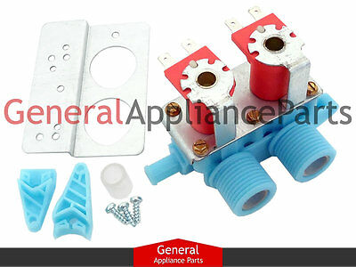 Washing Machine Water Inlet Valve Fits GE General Electric # WH13X85 WH13X0085