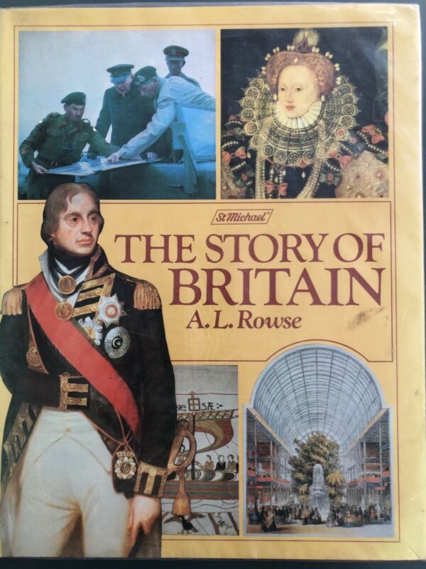 Book - The Story Of Britain