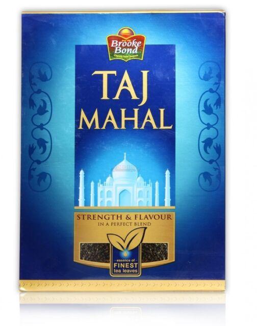Taj Mahal Tea 250gm Indian Brand Brooke Bond 100 Original Black Free Ship