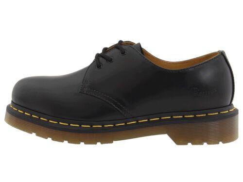 Men/'s Shoes Dr Martens 1461 3 Eye Leather Oxfords 11838002 BLACK SMOOTH