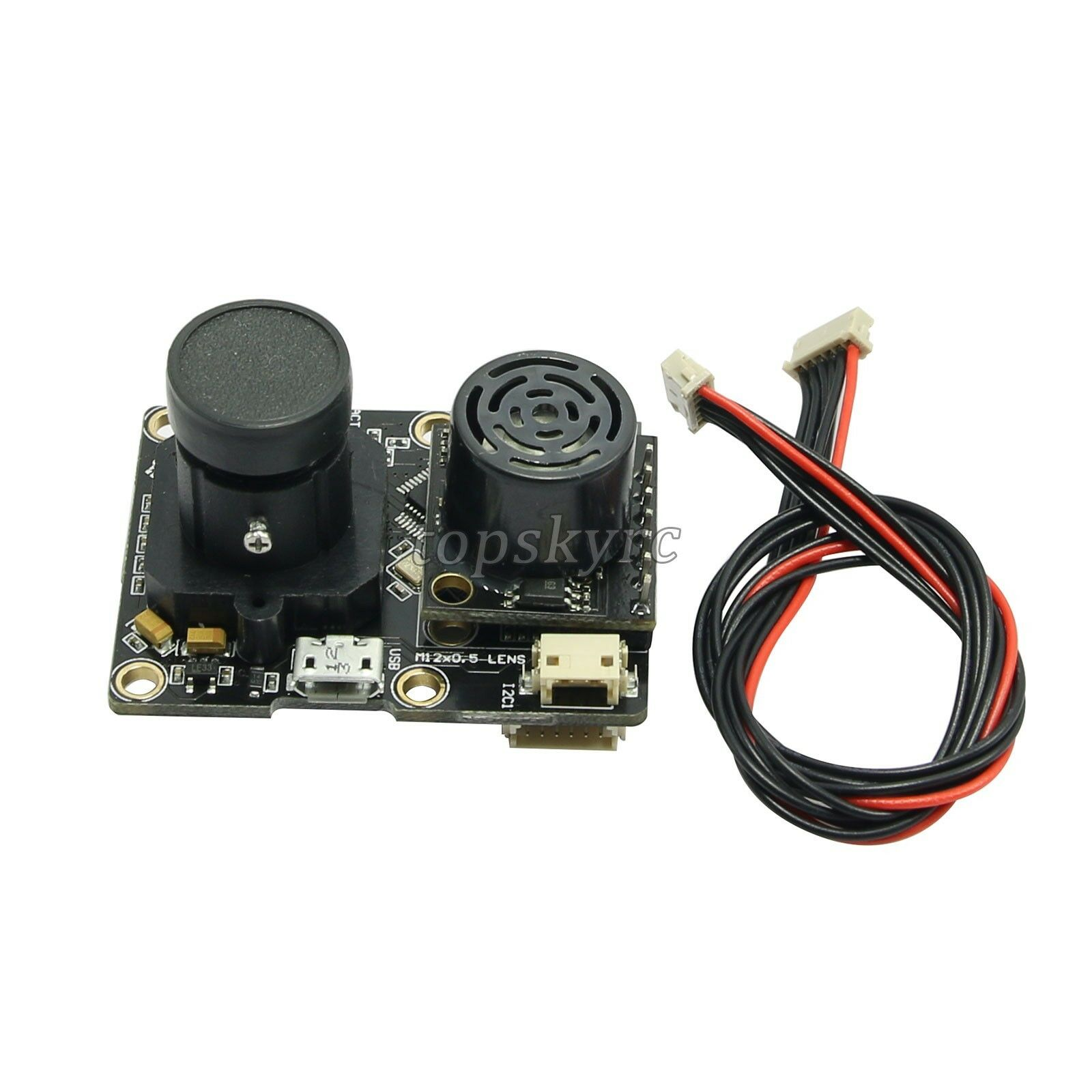 PX4FLOW V1.3.1 Optical Flow Sensor Smart Camera MB1043 f PIXHAWK Flight Control