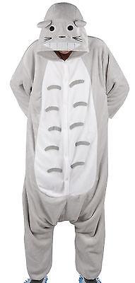 Unisex Adult Pajamas Kigurumi Cosplay Costume Animal Onesie Sleepwear Totoro