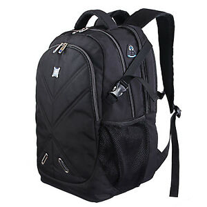 Lifewit Mens Waterproof Travel Bag Laptop Backpack Computer ...