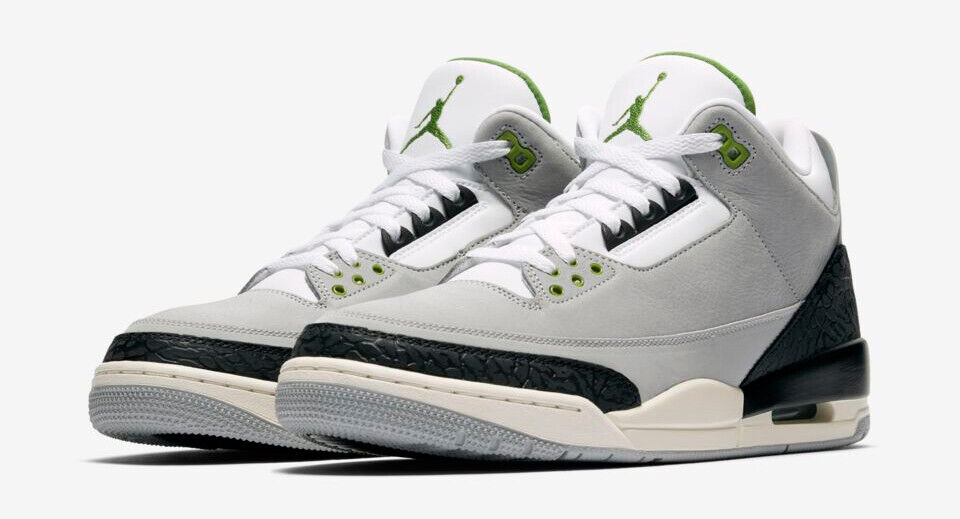 Men's Air Jordan Retro 3 Basketball Athletic Casual shoes Size 10, 11, 12