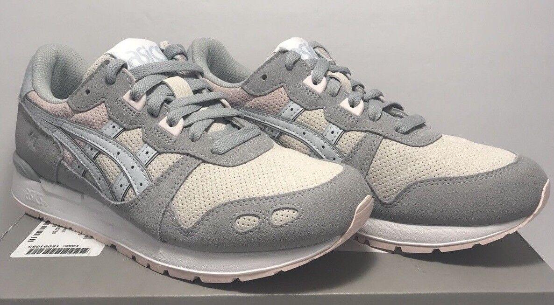 Asics Tiger Damenschuhe Größe 9 GEL-LYTE Sneakers Grau Pink Athletic Running Sneakers GEL-LYTE Schuhes c2a318