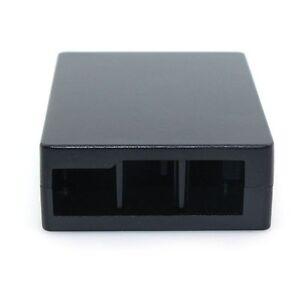 BIQU-Aluminum-Raspberry-Pi-3-Case-Enclosure-Box-Black
