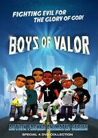 Boys Of Valor, Dvd