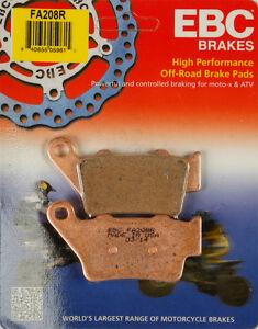 ATK FRONT Brake Pads 125 250 260 370 500 605 620 700 />/>