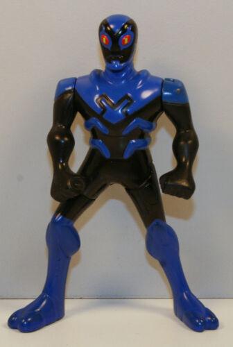 """2010 Blue Beetle 4/"""" McDonald/'s Action Figure #8 DC Batman Brave and the Bold"""