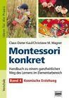 Montessori konkret - Band 4 von Claus-Dieter Kaul und Christiane Wagner (2013, Taschenbuch)