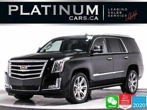 2016 Cadillac Escalade Premium Collection, 4WD, 7PASS, NAV, 360 CAM