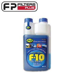 Details about 1 Litres F10 Fuel Treatment - Treats 4,000L of Fuel - Diesel,  Petrol, Two Stroke