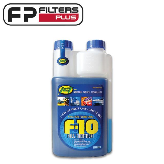 1 Litres F10 Fuel Treatment - Treats 4,000L of Fuel - Diesel, Petrol, Two Stroke