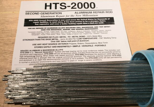 Aluminum Welding Rods HTS-2000