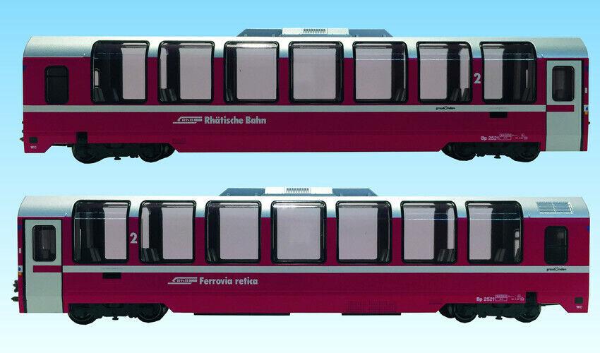 Todavía 7074042 Kato 10-1319 pista n Bernina Express  3502, 4tlg. erg. set  neu