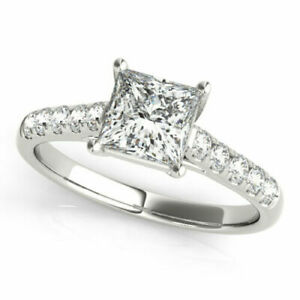 1-25-Ct-Princess-Cut-Diamond-Engagement-Rings-950-Platinum