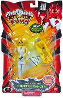 Power Rangers Jungle Fury Master Yellow Cheetah Ranger Factory Sealed 2007
