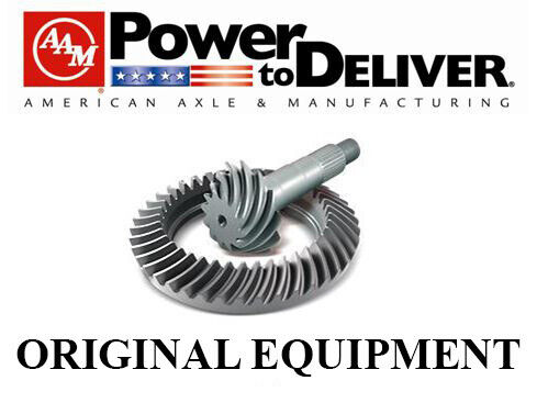 """40041782 Dodge AAM 9.25/"""" Front OE Ring /& Pinion Gear Set 4.10 Ratio 2007-2013"""