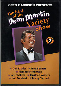 THE-BEST-of-DEAN-MARTIN-VARIETY-SHOW-Vol-2-on-DVD-w-JIMMY-STEWART-Peter-Sellers