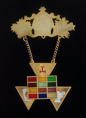 Masonic Royal Arch Past High Priest Jewel (PHP-4)