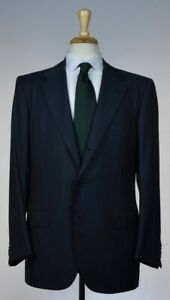 KITON Mens Bespoke 3 Roll 2 Button Superfine Wool Suit 40 /50 R NEW $7500
