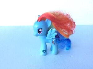 My Little Pony Friendship Is Magic RAINBOW DASH Figure, Hairbow Singles 2015