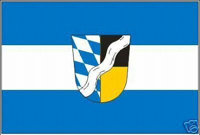 Landkreis MÜNCHEN BAYERN Flagge Fahne Neuheit NEUWARE 1,50x0,90m mit Ösen