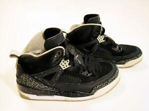 caffe0886887 2014 Nike Jordan Spizike OREO Black Cool Grey White Sz 8 315371-004 ...
